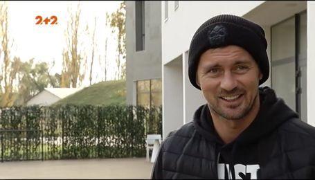 Мілевський: Я б хотів завершити кар'єру в київському Динамо, та не все так просто