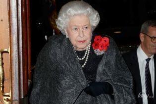 Має блискучий вигляд: 92-річна королева Єлизавета II відвідала концерт в Альберт-Холі