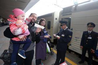"""У пасажирів з'явилася можливість завантажувати квиток на поїзд """"УЗ"""" у додаток Apple Wallet"""