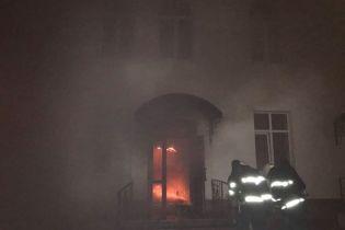 В Николаеве во время богослужения произошел пожар в церкви