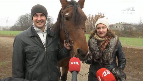 Один день з життя мільйонера Олександра та Марини Гречко