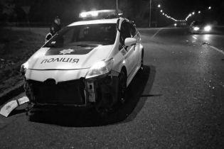 У Вінниці п'яний екс-генерал влаштував ДТП та побив патрульного