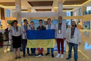 Українці здобули чотири медалі на Міжнародній олімпіаді з астрономії