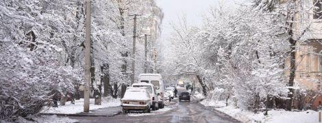 Зима на пороге. Синоптики прогнозируют первые 10 градусов мороза, мокрый снег и гололедицу