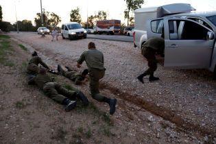После сотен выпущенных ракет и мин Израиль и ХАМАС договорились о  перемирии