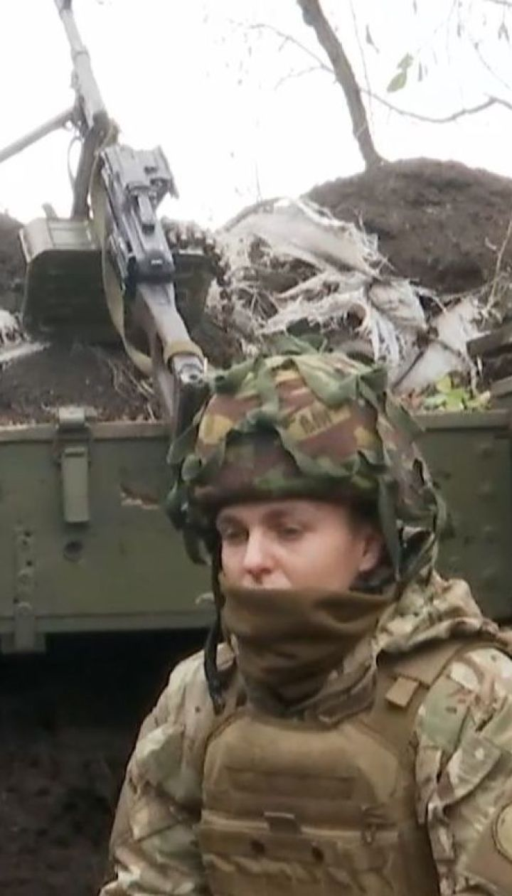 На Приазовье враг упорно не соблюдает Минских соглашений