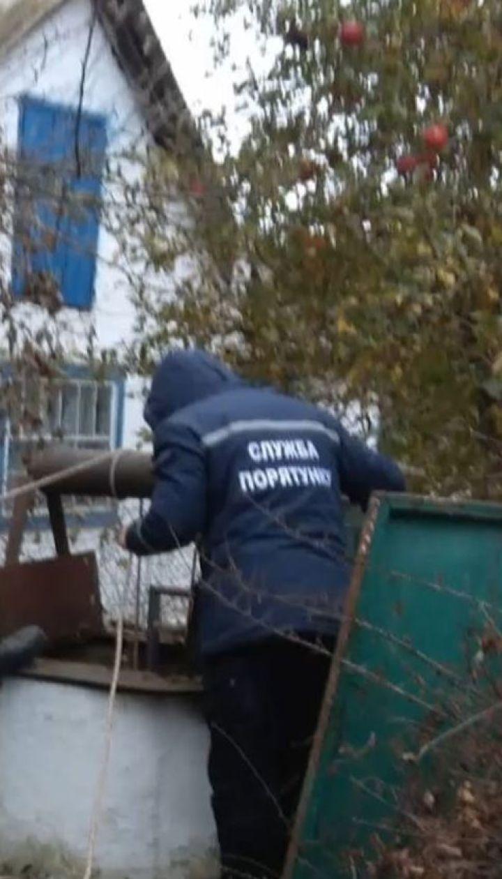 В Киевской области женщина прыгнула в колодец, потому что не выдержала боли из-за онкологии