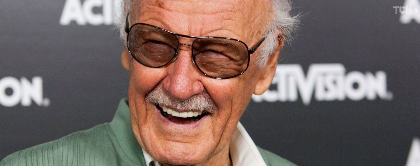 У США помер легендарний творець коміксів Marvel Стен Лі