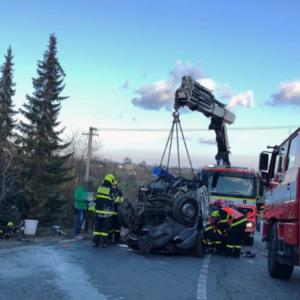 МИД подтвердил гибель четырех украинцев в ужасной аварии в Чехии
