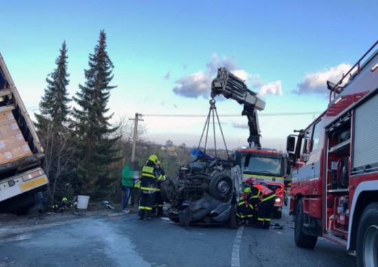 МЗС підтвердило загибель чотирьох українців у жахливій аварії в Чехії