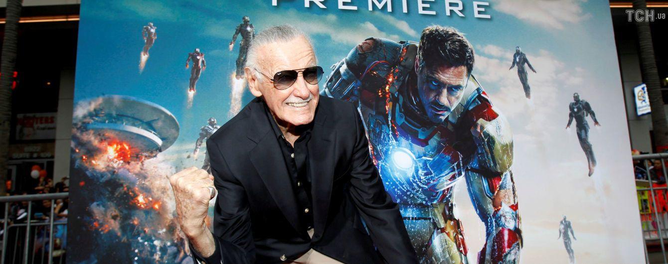 """""""Велика честь жити у вашому всесвіті"""": зірки Marvel висловили співчуття з приводу смерті Стена Лі"""