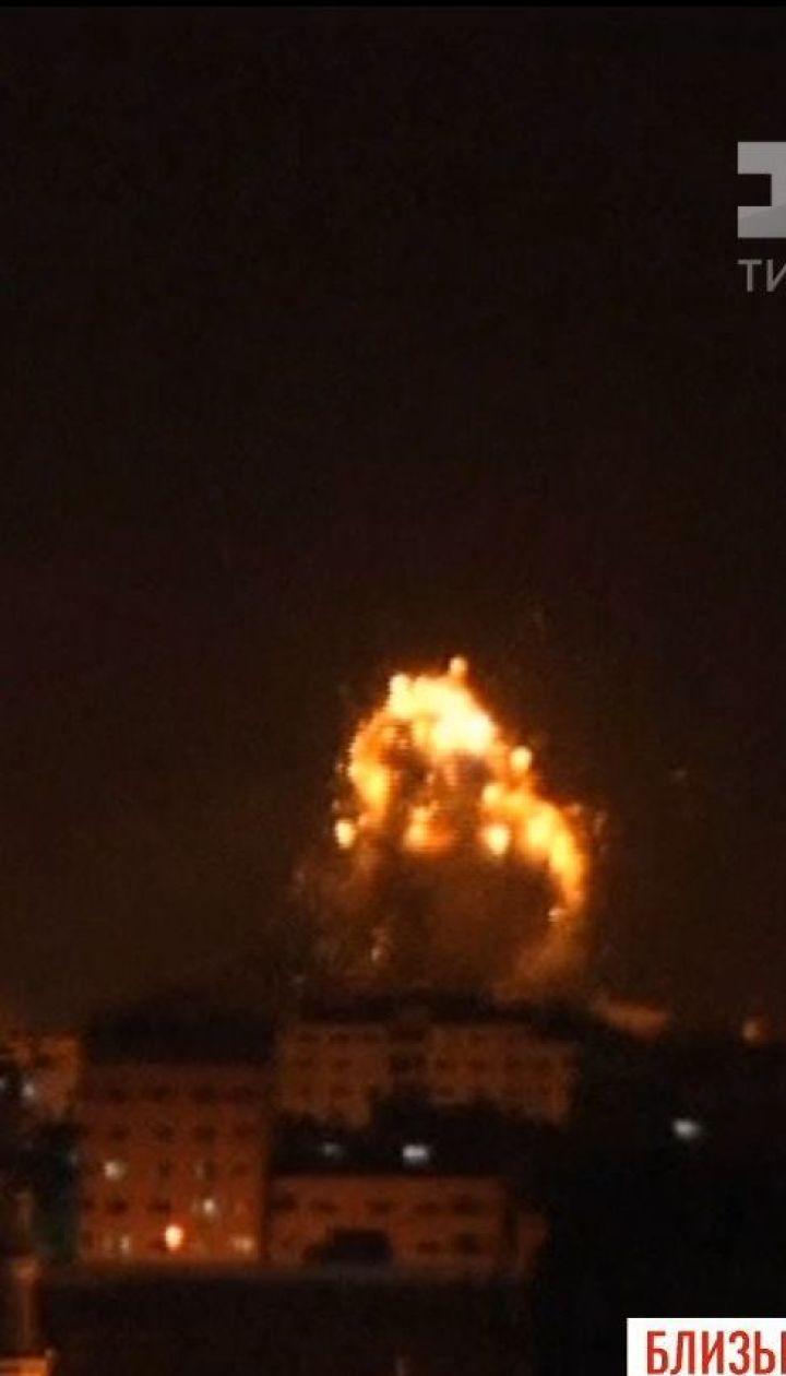 Бойовики із Сектору Гази здійснили наймасштабніший за 4 роки обстріл