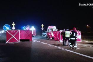 Смертельна ДТП у Польщі. Водій на пішохідному переході збив трьох українок