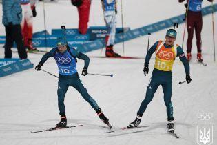 У сборной Украины по биатлону со следующего сезона будет лишь 4 представителя