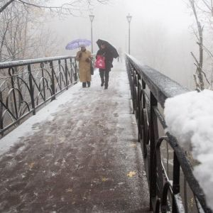 Снега насыплет до 6 сантиметров - глава ГСЧС
