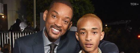 20-летний сын Уилла Смита со сцены заявил, что встречается с известным рэпером