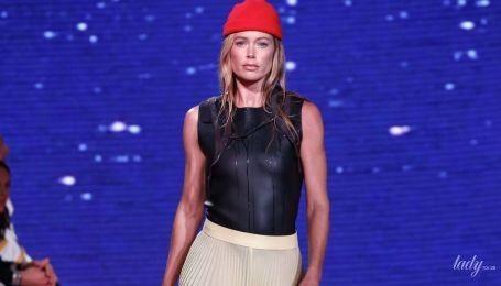 Гидрокостюмы, бронежилеты и странные аксессуары в коллекции Calvin Klein сезона весна-лето 2019