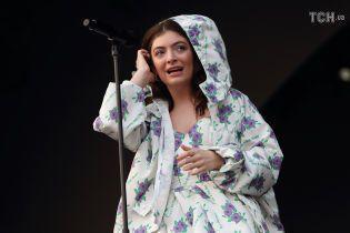 Известная певица Lorde обвинила Канье Уэста в плагиате