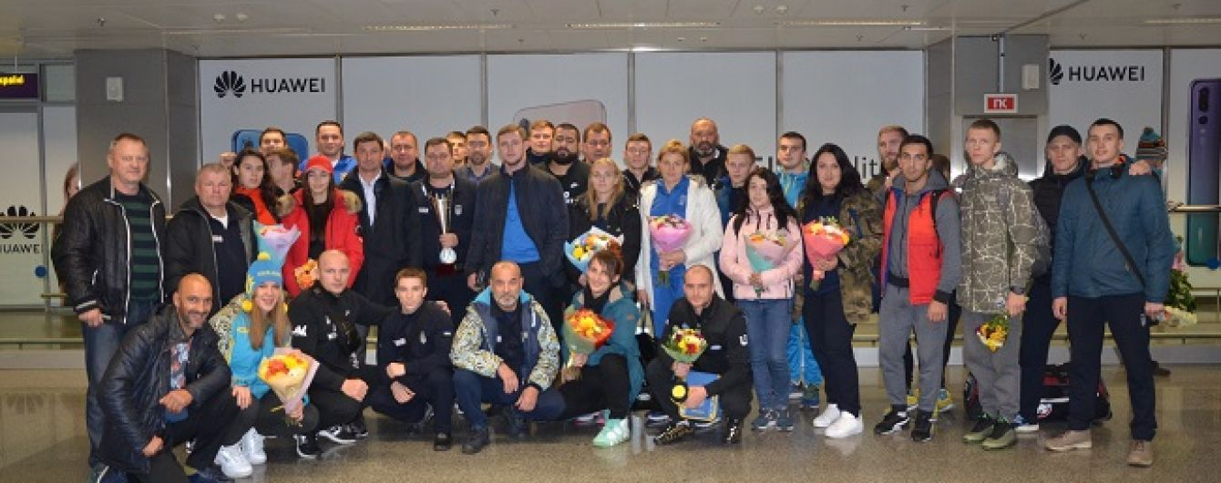 Украинцы выиграли 11 медалей на чемпионате мира по самбо