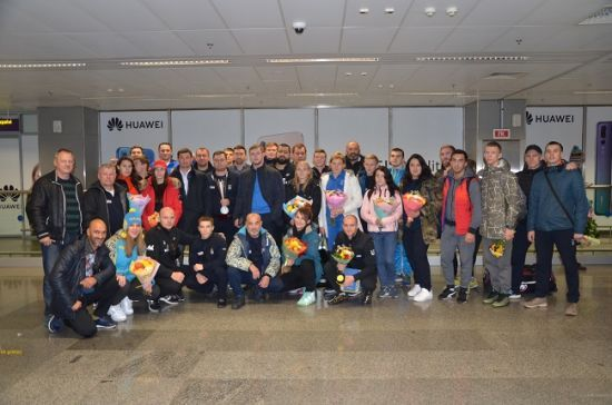 Українці виграли 11 медалей на чемпіонаті світу з самбо