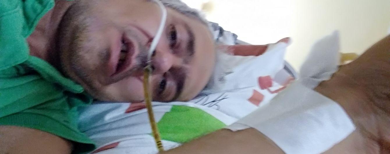 Андрею нужна финансовая помощь для лечения