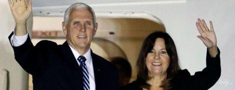 Ей идут платья: жена вице-президента США продемонстрировала два эффектных образа