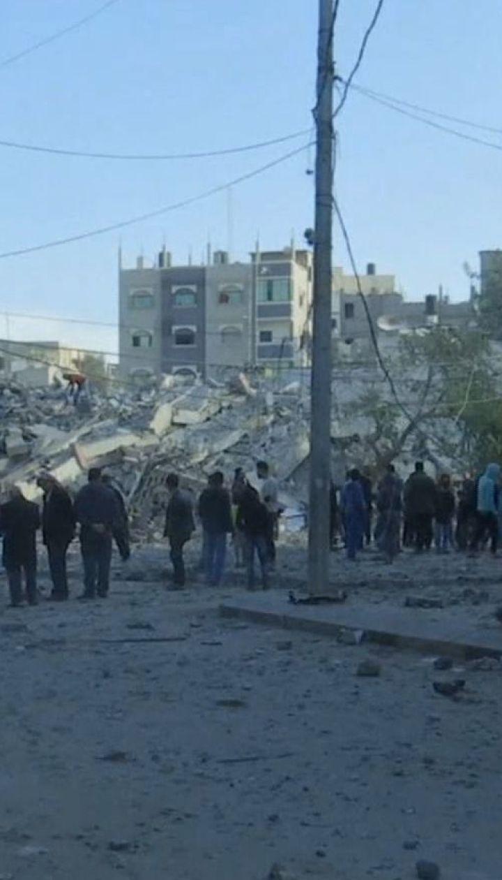Палестинцы выпустили более 400 ракет по южным территориям Израиля