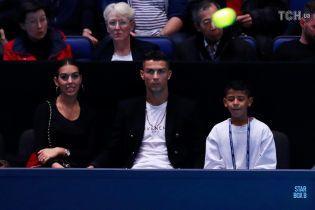 Роналду сходил на теннис и сильно облажался