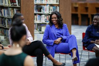 Мішель Обама відверто розповіла про втрату дитини та секрети шлюбу