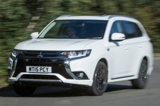 В Mitsubishi отказались от создания электромобилей