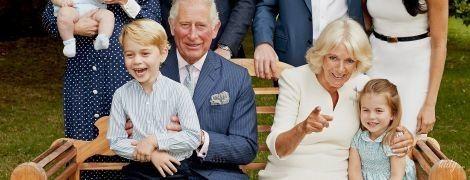 Принцу Чарльзу 70: дворец опубликовал новые снимки с именинником и его семьей