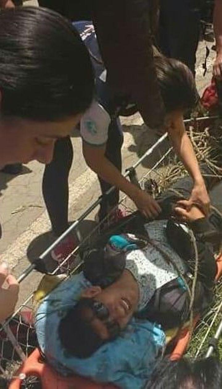 Футбольная трагедия в Перу: шестеро детей погибли в ДТП
