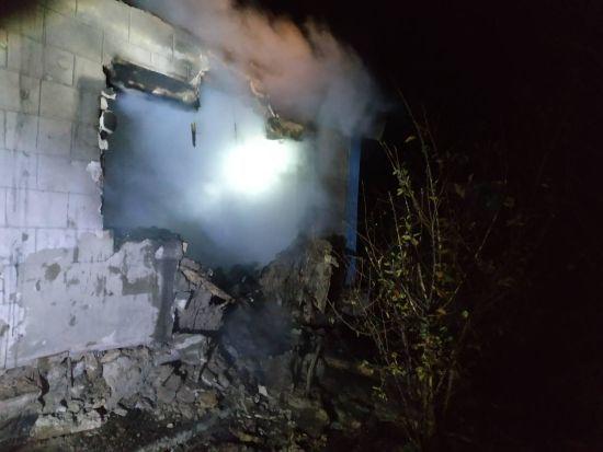 На Запоріжжі під час пожежі в будинку загинули троє дітей