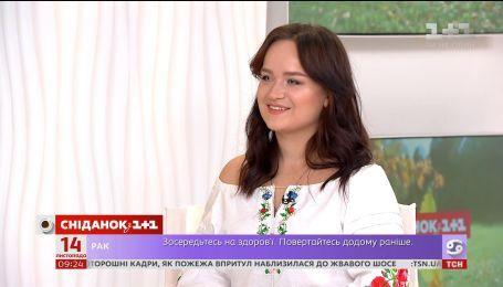 """Олена Луценко презентувала кліп на пісню """"Над Україною"""""""