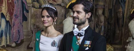 У кутюрному вбранні та весільній тіарі: розкішний вихід шведської принцеси Софії