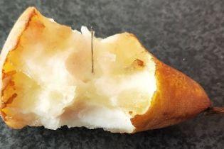 """Опять паника: в Австралии женщина нашла иглу во фруктах несмотря на арест виновницы """"кризиса"""""""