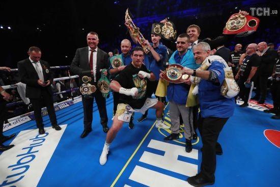 Екс-чемпіон світу розсипався в компліментах Усику: настала його ера в боксі