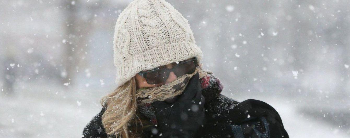 Синоптики попередили про погіршення погоди: на Київ насуваються хуртовини