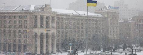 Морозы атакуют Украину. Погода на неделю