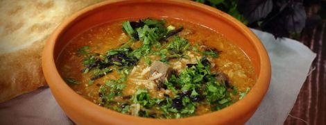 Суп харчо: найкращий грузинський суп із яловичини