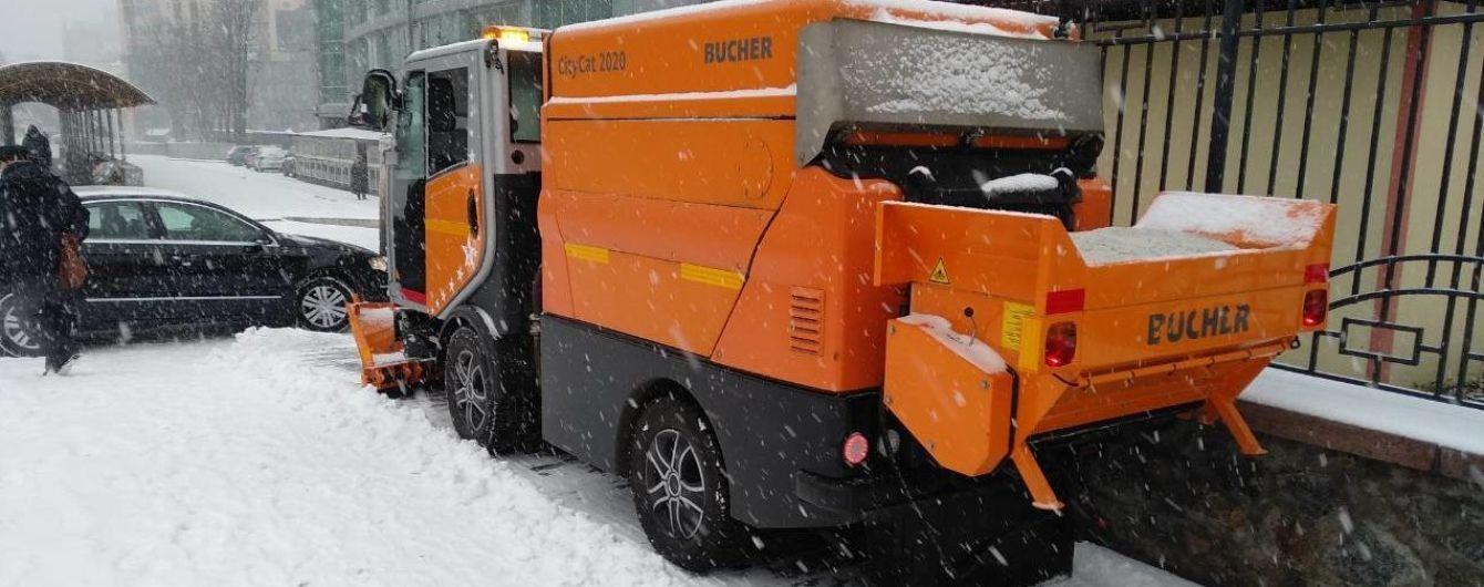 В Киеве будут эвакуировать авто, которые мешают коммунальщикам