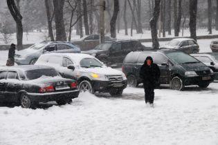 Водителей предупреждают о плохой видимости и скользких дорог на Киевщине