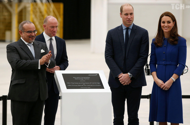 Кейт Міддлтон та принц Гаррі
