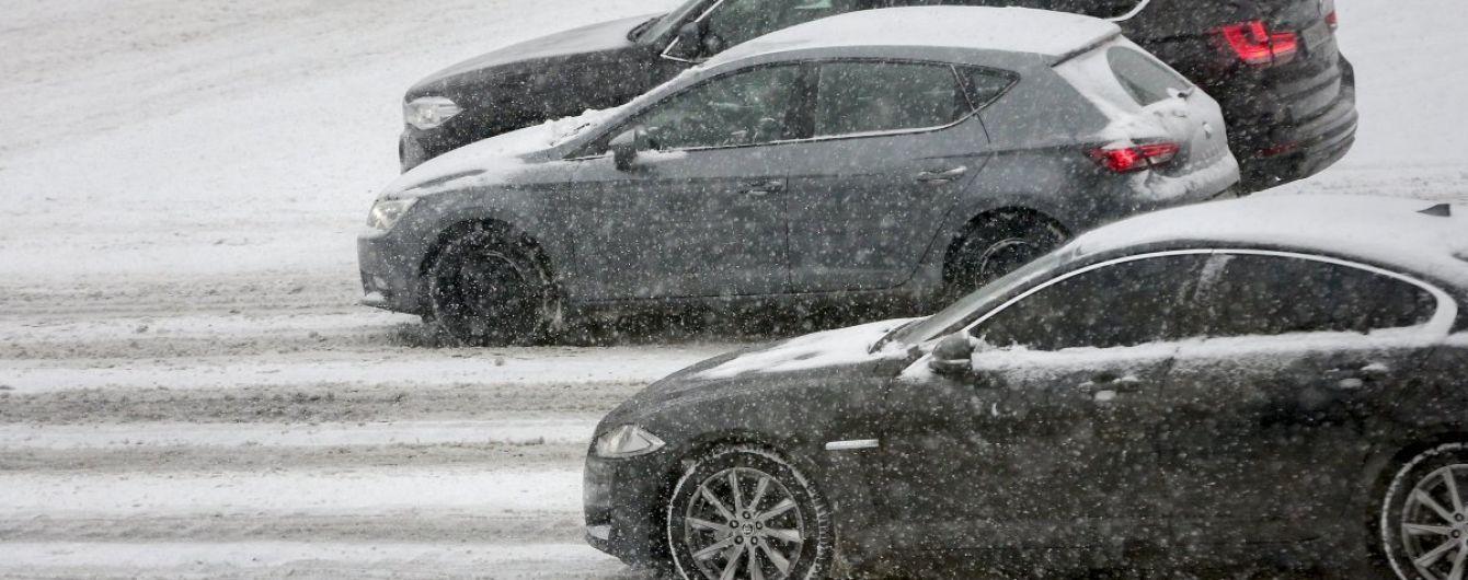 Синоптики объявили штормовое предупреждение на юге Украины