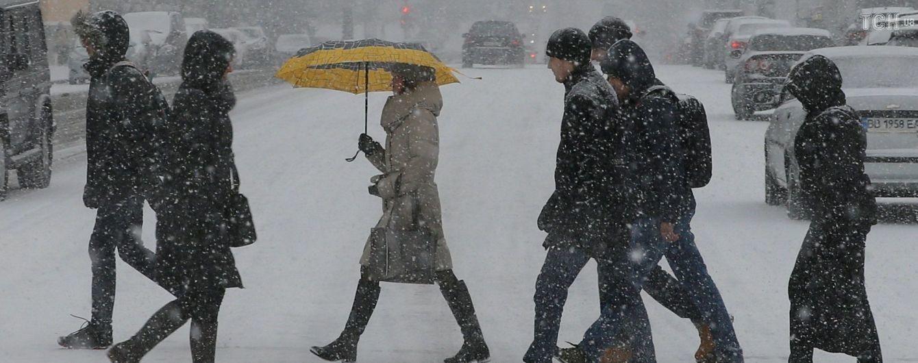 В части регионов пройдет снег, а в большинстве на дорогах - гололедица. Прогноз погоды на 21 ноября