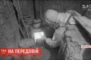 На передовій: як українські десантники звикають до щоденних обстрілів і холоду
