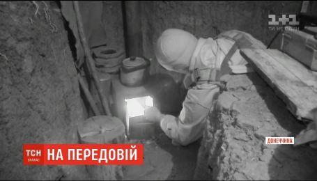 На передовой: как украинские десантники привыкают к ежедневным обстрелам и холоду