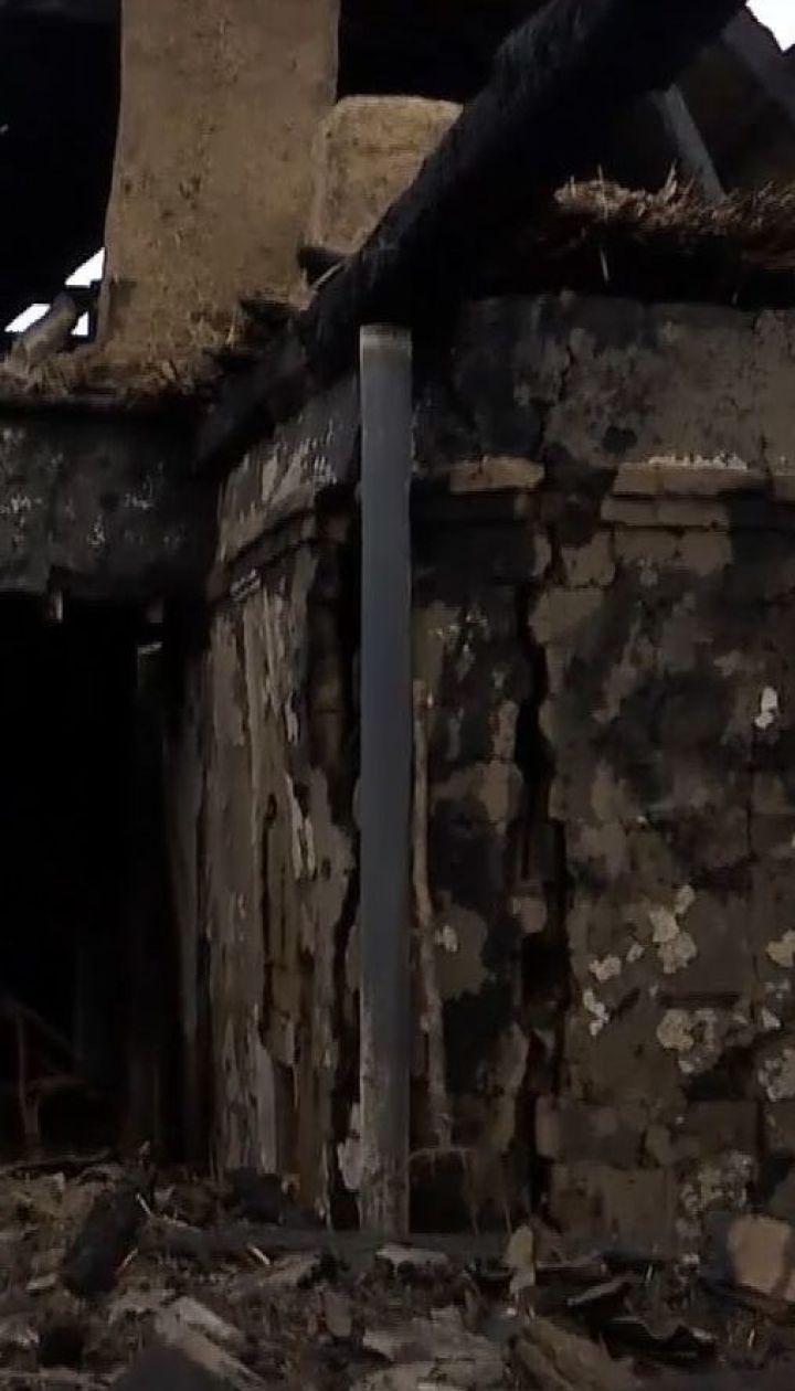 Троє дітей загинули під час пожежі у приватному будинку на Запоріжжі