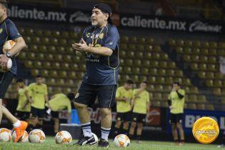 Марадона назвав найкращого тренера на планеті