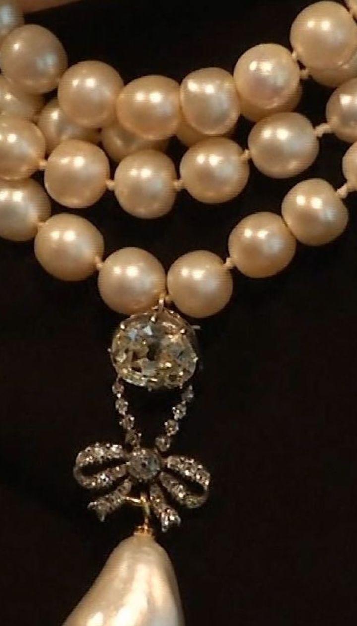 Коштовності французької королеви Марії-Антуанетти продадуть на аукціоні
